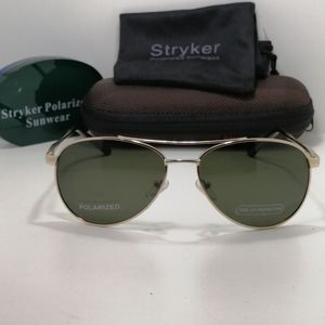 Other - New Stryker Polarized sunglass ST710Gold/Green